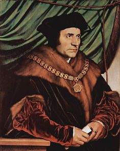 St. Thomas More. Are we working for God's glory, or our own?