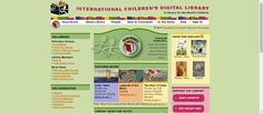 Download Free Books Online - The Top Twenty Sources on the Web: International Digital Children's Library