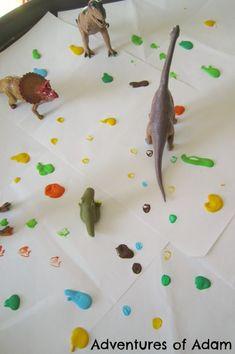 Baby Room Activities, Eyfs Activities, Dinosaur Activities, Dinosaur Crafts, Infant Activities, Dinosaur Dinosaur, Vocabulary Activities, Indoor Activities, Summer Activities