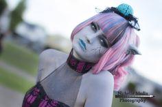 NichelleMedia Photography - #Cosplay #Photography: #RochelleGoyle ( #MonsterHigh )