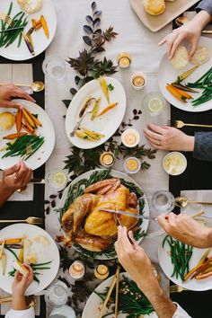 Everything you need to know for Thanksgiving one click through away!