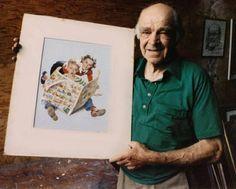 harry anderson illustrator