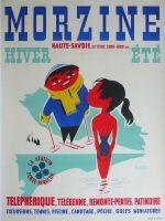 Le Ski n° 173, juil.1961 - Avoriaz, future station internationale ;)