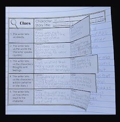 Foldables in Composition Notebooks & other great ideas. Cool site
