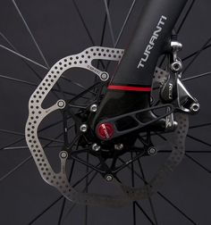 Details we like / bicycle brake / Black / Pattern / DT Swiss / by myeyesopen