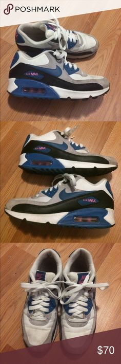 Nike air max 90s💋 Cute airmaxs up for trade 😘 Nike Shoes Sneakers