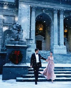 Tiffany & Co. Holiday Ad Campaign 2011