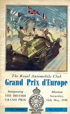 grand prix racing posters - Google Search