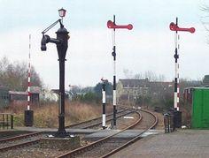 Armseinen signals and water pump for steam engine Steam Engine, Cn Tower, Outdoor Power Equipment, Dutch, Germany, Arm, Building, Water, Trains