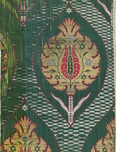 style court: More Turkish Delights  [Fragment from The Textile Museum collection given by Neutrogena Corporation]
