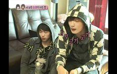 우리 결혼했어요 - We got Married, Jo Kwon, Ga-in(4) #03, 조권-가인(4) 20091107 We Get Married, Laughing