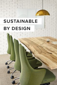 Quality construction and timeless design add up to furniture that's kinder to the planet. Connect with our Project Coordinators for more information about meeting the latest environmental and wellness standards with our furniture.