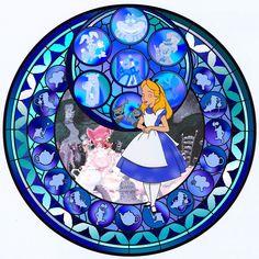 Kingdom Hearts   Alice In Wonderland