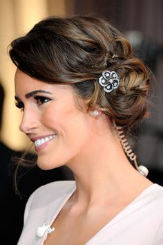 Louise Roe at the 2012 Oscars