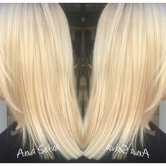 Blond hair 3d olaplex