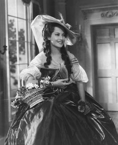 "Merle Oberon as Margerite St. Just in ""The Scarlet Pimpernel"""
