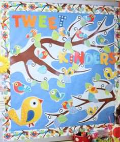 First Grade Blue Skies: Classroom Makeover featuring  Carson-Dellosa Boho Birds!