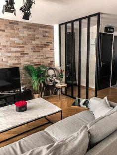 30 meilleures images du tableau Décoration salon appartement | Home ...