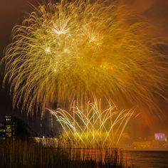 New Year's Eve Fireworks - Helsinki, Finland