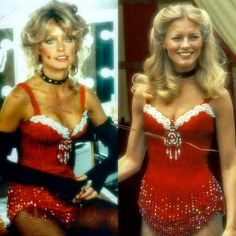 Action Tv Shows, Kate Jackson, Cheryl Ladd, Classic Beauty, Classic Tv, Farrah Fawcett, Celebs, Celebrities, Tight Dresses