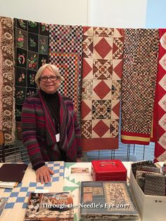 Telling Stories Through the Needle's Eye: The European Patchwork Meeting: Antique Quilts and Mary Koval
