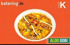 This age-old delicacy comes alive at #Katering. #Aloogobhi like never before!