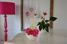 Blumengeschenke, die von Herzen kommen. Als schicke Hochzeitsdeko oder zum Valentinstag unschlagbar | VALENTINO Hochzeitsdeko