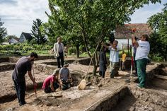 Townspeople and Treasure Hunters in Hungary Search for a Sultan's Buried Heart