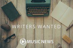 Music writers wanted!   #Music #Intern #MusicNews #Reviews #Interviews #Advice #Tips #Press   http://dld.bz/fPvys