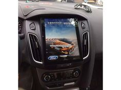Car Parts - Ford Focus car radio DAB+ android wifi gps Apple CarPlay Compatible Vehicles - Ford Focus .  sc 1 st  Pinterest & 2013 Ford Focus ST... With black rims of course and where is the ... markmcfarlin.com