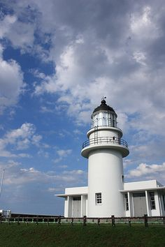 Sandiao Jiao lighthouse [1935 - Gongliao, New Taipei City, Taiwan]