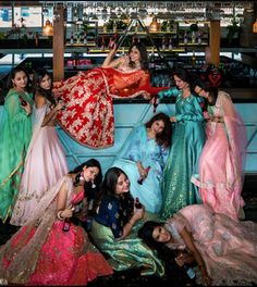 Kishwer-Merchant-bar-bridesmaid-shoot   The ultimate guide for the Indian Bride to plan her dream wedding. Witty Vows shares things no one tells brides, covers real weddings, ideas, inspirations, design trends and the right vendors, candid photographers etc.  #bridsmaids #inspiration #IndianWedding   Curated by #WittyVows - Things no one tells Brides   www.wittyvows.com