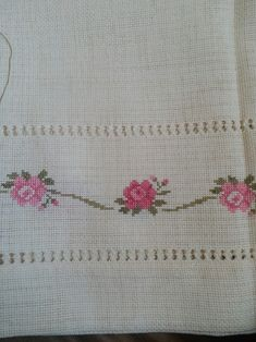 Amanda, Card Holder, Cards, Decor, Hand Embroidery Flowers, Cross Stitch Embroidery, Joy, Towels, Manualidades