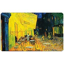 Van Gogh Café Terrace Breakfast Cutting Board - shopPBS.org