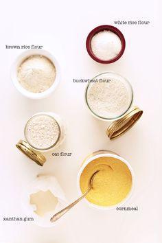Gluten Free Pancake Mix | Minimalist Baker Recipes