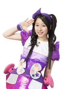 大黒柚姫 Ōguro Yuzuki (Murasaki Purple)
