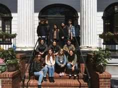15 Architectural Students From University Visit FSF For Tour Of Historic Sanctuary, April 2016 Syracuse University, April 14, Students, Tours, Architecture, Free, Arquitetura, Architecture Design