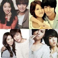 Which Park Shin Hye couple is your favorite? YoonShin ? YongShin ? MinShin ? KeunShin ?