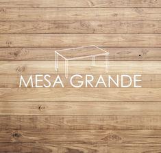 Logotipo y diseño perfil facebook Mesa Grande 2017