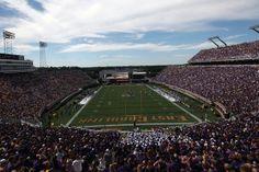 Dowdy Ficklen Stadium... East Carolina University Football!