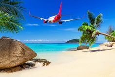 Tropical beach Similan Islands near Khao Lak Thailand Thailand Flug, Phuket Thailand, Tickets To Mexico, Thailand Wallpaper, Beach Wall Murals, Khao Lak Beach, Costa, Khao Sok National Park, Share Pictures