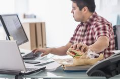 17 Ways Your Job Is Making You Fat