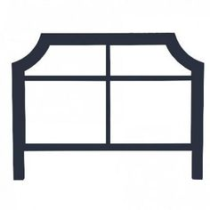 Ella Curved Headboard