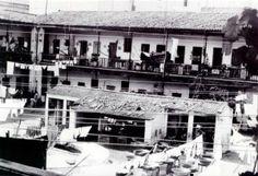 Casa de vecinos 'Brasil Chico', situada en las inmediaciones de la Plaza Niña.