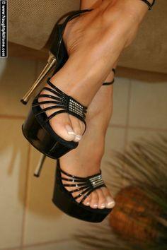 Porn Black foot