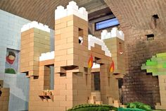 Edo - The Giant Cardboard Blocks For Building Anything
