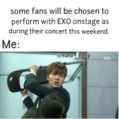 OMG. Why do I only have my computer and not tickets? T^T they are so lucky