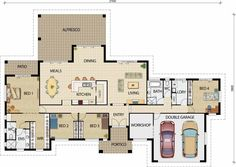 acreage designs – house plans queensland | house designs