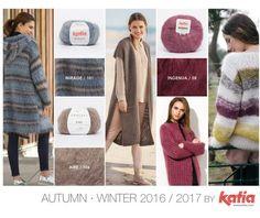 10 Tendencias de moda Otoño – Invierno 2016 / 2017 que puedes tejer tú misma con nuestras lanas y patrones | http://www.katia.com/blog/es/tendencias-moda-otono-invierno-2016-2017-lanas-patrones/