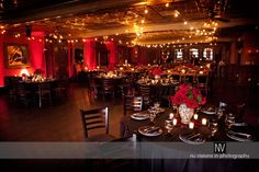 We loved this venue at the bridal crawl!!
